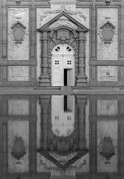 Die Tür zu ... von Nina Rotim