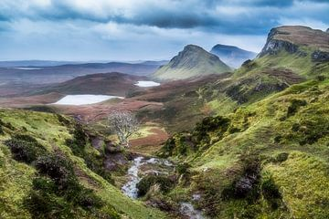 View over the Quiraing