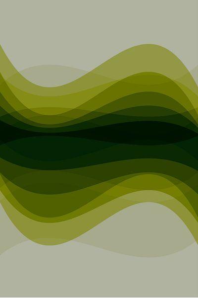 Stripes - Waves von arte factum berlin