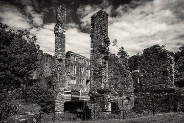 Berry Pomeroy Schloss von Rob Boon