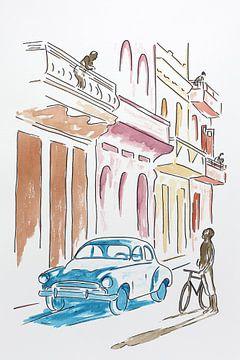Die Straßen von Havanna von Natalie Bruns