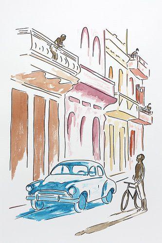 De straten van Havana
