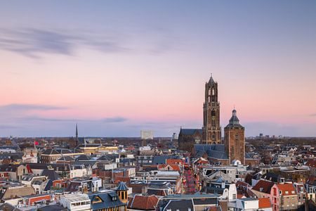 Utrecht - Bunte Sonnenuntergang