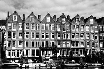 Karakteristieke Amsterdamse huizen von Richard Perez