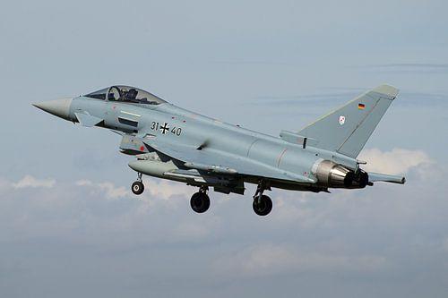 Duitse Luchtmacht EF2000 Typhoon