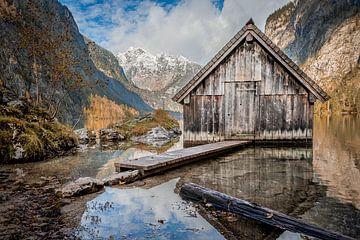 Obersee - Bayern von Michael Blankennagel