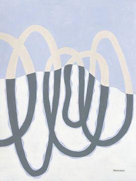 Loops II, Kathy Ferguson van Wild Apple