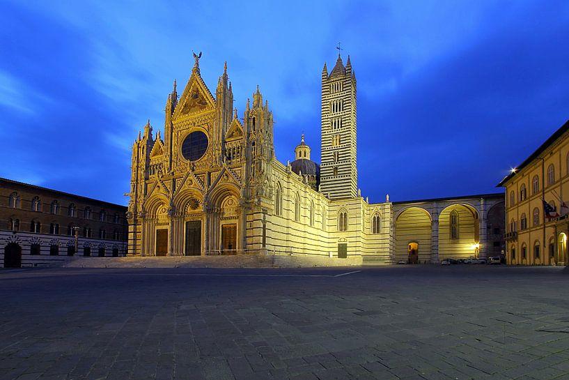 kathedrale Metropolitana di Santa Maria Assunta Siena van Patrick Lohmüller