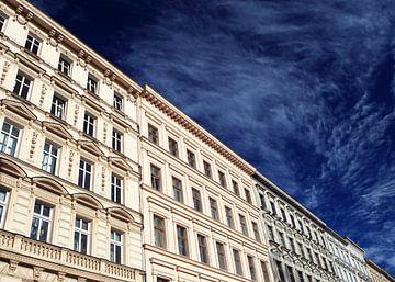 Historische Fassaden in Berlin von Frank Herrmann
