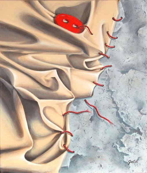 Red Thread van Larysa Golik