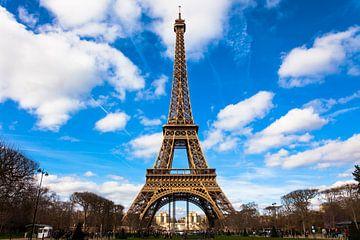 Eiffel Tower von