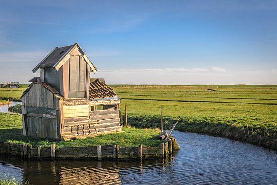 The little house (Marken) van Alessia Peviani