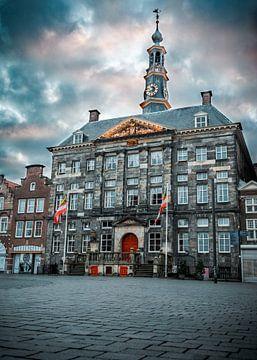 Stadhuis 's-Hertogenbosch in volle glorie van Niek Wittenberg