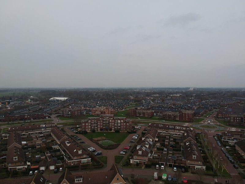 Barneveld vanuit de Lucht  van Wilbert Van Veldhuizen