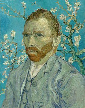 Vincent (Digitale Collage) von Marja van den Hurk
