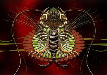 Schorpioen - Scorpio van Helma Tielemans