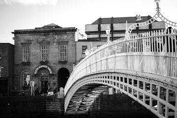 Ha'penny Bridge von Margo Smit