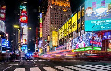 Times Square van Peter Postmus