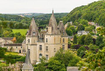 le château de Durbuy sur Nicola Mathu