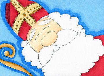 Sinterklaas von Irene Hoekstra