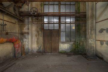 Die rostige Tür von Wesley Van Vijfeijken