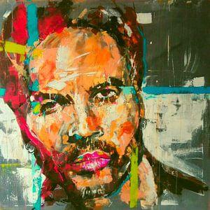 Lenny Kravitz Pop Art PUR Serie No.3