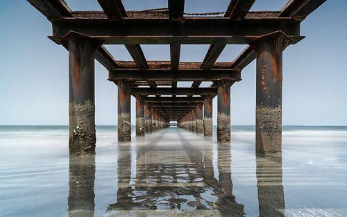 Old pier von Martijn Kort