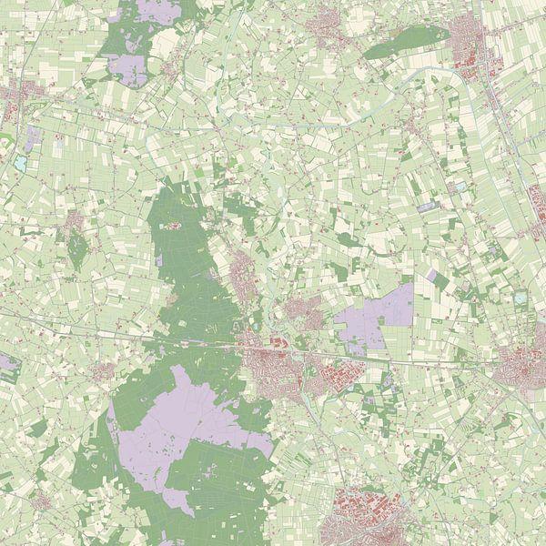 Kaart vanHellendoorn