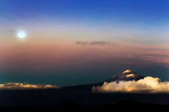 El Teide van Harrie Muis