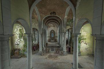 Verlassenes Kirchengebäude von John Noppen