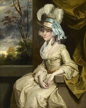 Elizabeth, Lady Taylor, Joshua Reynolds