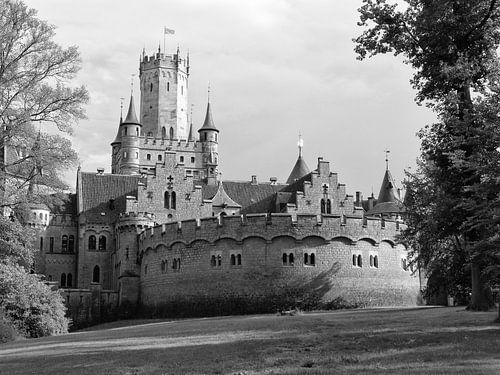 Marienburg Castle (Hanover) van Ralf Schroeer