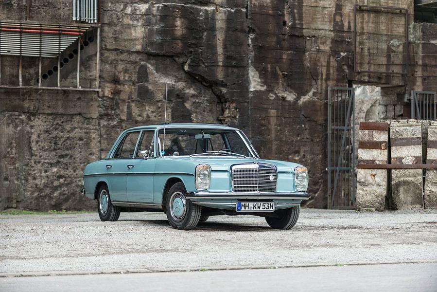 Mercedes Oldtimer van Marc Piersma