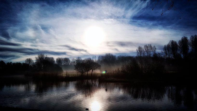 De zon komt op van Voyant One
