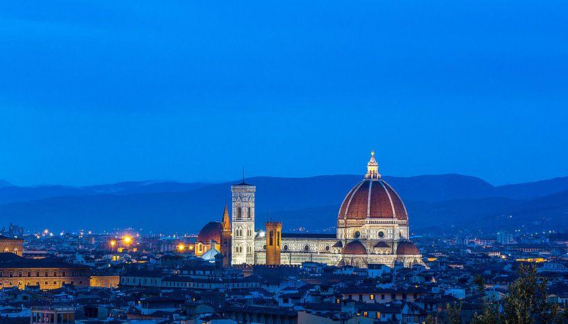 Florence Il Duomo  van Jelmer van Koert
