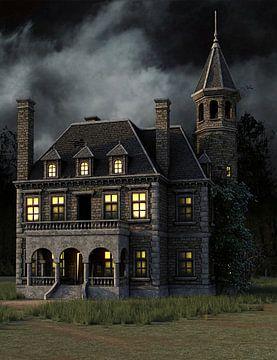 kasteel horror _HMS van H.m. Soetens