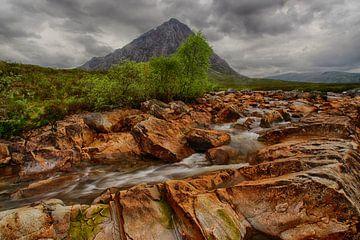 Schots landschap von Bas Oosterom