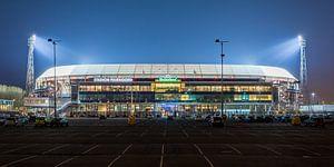 Feyenoord Rotterdam stadion de Kuip 2017 - 11 van