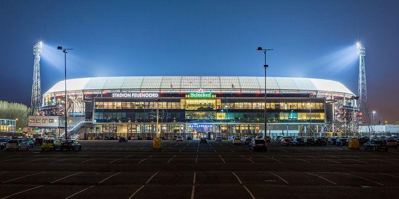Feyenoord Rotterdam stadion de Kuip 2017 - 11 van Tux Photography