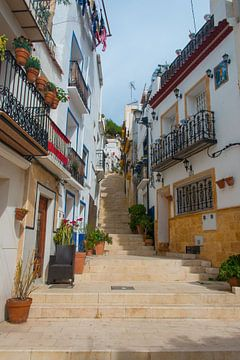 Calle San Rafael in Alicante sur Peter Apers
