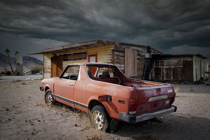 Ghost Town (one) von Christian Konschewski