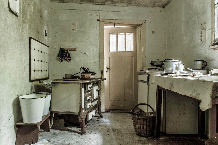 Haus Hubertine van Anjolie Deguelle