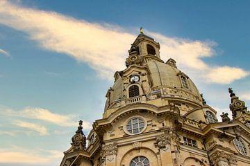 Frauenkirche, Dresden van Martijn Mureau