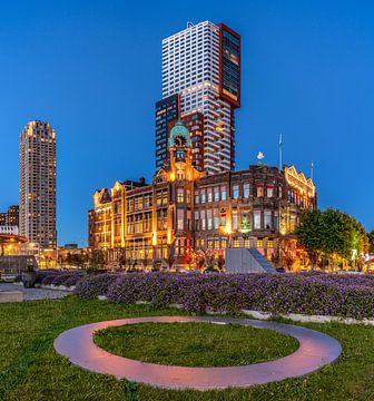 Hotel New York Rotterdam van Jeroen Kleiberg