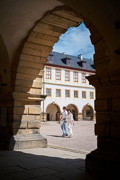 Schloss Friedenstein in Gotha von Heiko Kueverling