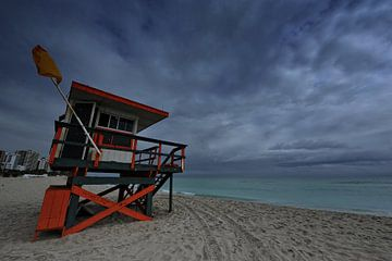 strandhuisje. van Tilly Meijer