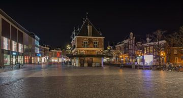 De Waag in Leeuwarden  van Kevin Boelhouwer