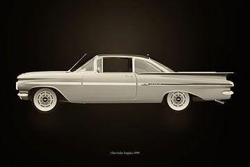 Chevrolet Impala uit de jaren 50
