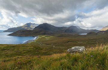 Isle of Skye - Broadford (Schottland) von Marcel Kerdijk