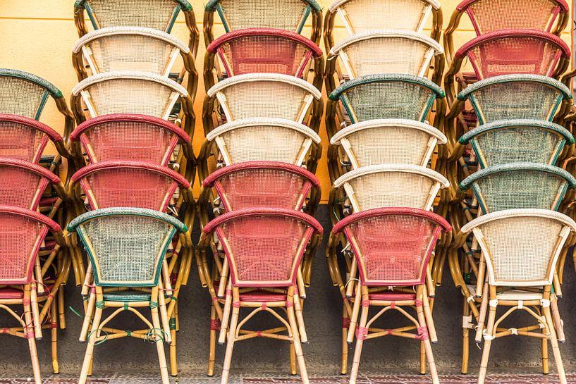 Chairs van Lorena Cirstea